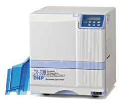 DNP CX-330 Re-transfer Card Printer